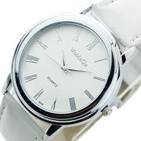 Fashion Brand Ladies Quartz Watches Leather Strap Women Dress Watches Casual Clock Relogio Feminino