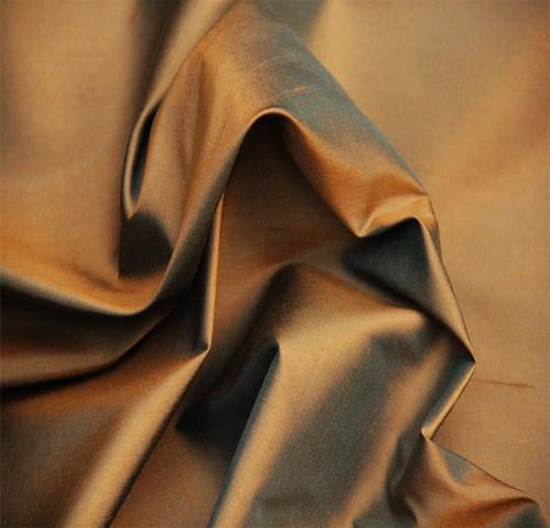 Woven Yarn Dyed Dupion Silk Dress Fabric(China (Mainland))