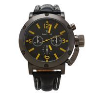 V6 Belt Wear Sports Quartz Watch, Fashionable Man Watch