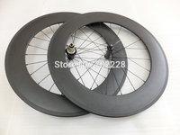 NEW! Straight Pull Wheels(not J-bend) 60mm CLINCHER/TUBULAR bike carbon road wheels