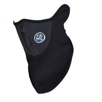 Half Face Mask Facemask Bicycle Motorcycle Snowboard Outdoor Sports