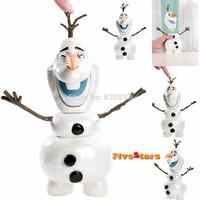 100 Genuine Original Brand Frozen Olaf /  Dolls for Girls / Christmas New Year Birthday Gift Baby Toys
