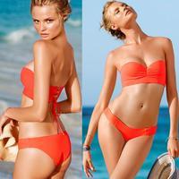 biquini fio dental Bikini Set secret women swimwear camisa de time vestido saida de praia brand hot sale triangl swimwear bikini
