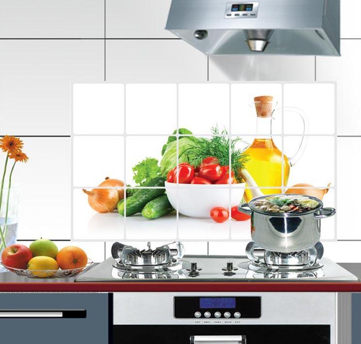 Keuken Decoratie Folie : wand decoratie Promotie-Winkel voor promoties koperen wand decoratie
