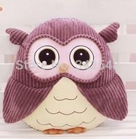 Night Owl Plush Toy Light Purple Kids Toy Birthday X-mas Gift Bird Toy Brand New Model Hot Sale Toy