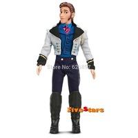 100 Genuine Original Brand Frozen Hans /  Dolls for Girls / Frozen Boy / New Year Birthday Gift Baby Toys / Children's Product
