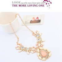 New Arrival Fashion Jewelry Chain Necklace Handmade Bohemia Neckace For Women Free Shipping LY-X269