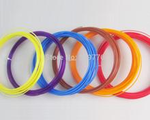 New 22 Colors to choose 3D Printer ABS PLA Filament 1 75mm for Makerbot Reprap Mendel