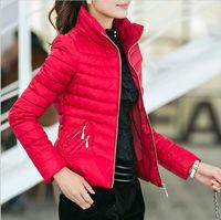 Winter Women's Coats Casaco Feminino Inverno 2015 Slim Office Epaulet Zippers Ladies Jackets Coat Plus Size Free Shipping LJ966