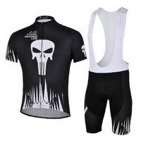 Bike Cycling Clothing Bicycle Wear Suit Short Sleeve Jersey + (Bib) Shorts S-3XL  CC1010