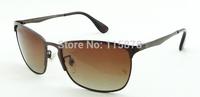 2014 famous brand sunglasses new style original logo sunglasses polariod sunglasses men women's designer RB3508