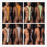 MP01 Free shipping sexy man underwear men's underpants  sexy lingerie men 2014 new underwear slips men long boxer