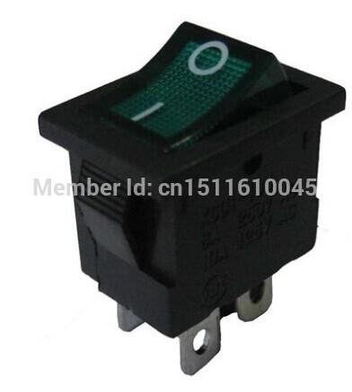 Кулисный переключатель SD 4pin 21 * 15 kcd1/104n KCD1-104