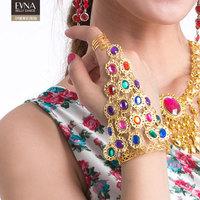 India belly dance Bracelet Gemstone Bracelet