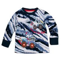 New hot fashion nova kids brand baby boys children clothing cotton spring long t shirt for baby boys A2880