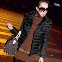 HOT HOT 2014 cultivate one's morality with long-sleeved casual cotton coat big yards down cotton-padded jacket coat