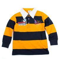 Hot new fashion nova kids brand baby boys children clothing cotton spring long t shirt for baby boys A3523