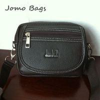 Lowest price 2014  hot sale PU Leather Men Bag Fashion Men Messenger Bag small Business cross body shoulder Bag free shipz2582
