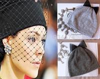 2014 Super Modern Fashion  Women's Beanies Popular Autumn Winter Hat For Women's Cap