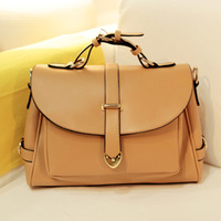 Fashion all-match formal bags large multifunctional PU women's handbag arrow portable women's belt casual handbag