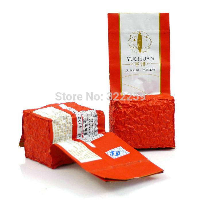 GREENFIELD RED 125g Strong Aroma Flavor Chinese Fujian Anxi Tieguanyin tea Tie Guan Yin Tea