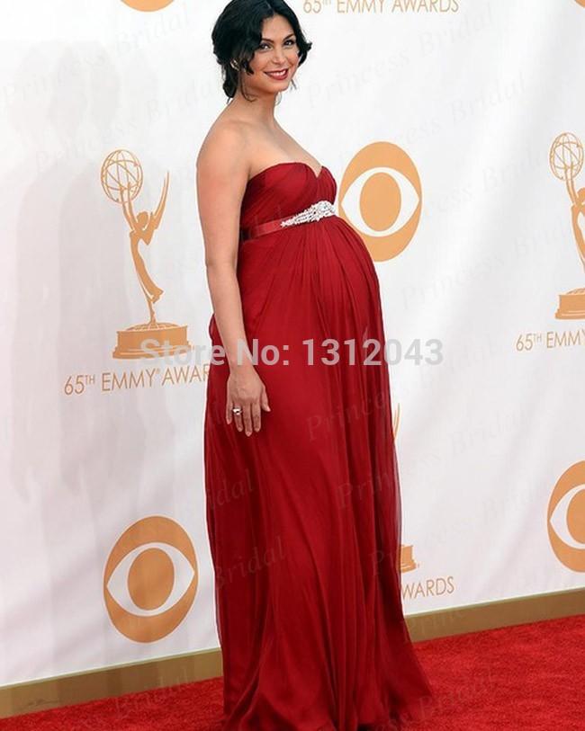Prom Dresses For Pregnant Women 27
