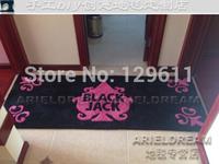 70*140cm fashion brand rural style bedroom washable carpet bathroom slip-resistant mat carpet child rug for living room