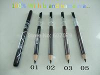 Free shipping  ! Wholesale (100pcs/lot ) NEW Arrival Brand mc eyebrow pencil ,hello kitty eyebrow pencil