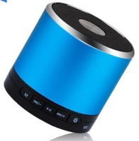 Xianke Metal Mini Portable Hands-free Wireless Stereo Bluetooth Speaker For iPhone For Samsung MP4 MP3 Tablet PC