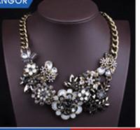 Newest 2015 Trend fashion necklaces & pendants statement choker collar necklace women jewelry wholesale