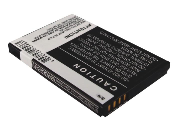 Аккумулятор для DOPOD t2222, Сенсорный доставка-нью-вива, Для HTC опал, 100, T2223, Для T-MOBILE MDA основные ( P / N 35h00061-26m, Ба S320 ) lacywear s 26 mda