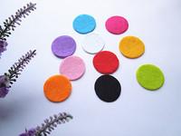 1000pcs Felt 30mm Circle Appliques Pick color