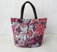 Supply mom bag lunch bag BaoFan three- zipper opening 12 new fashion color fashion handbags