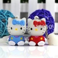 Free shipping sit  KT CAT usb flash drive cartoon usb open drives kt cat hello kitty usb flash disk