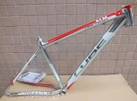 Freeshipping cube mountain bikes bicycle frame  mountain bike  aluminum Polishing  bicycle frame