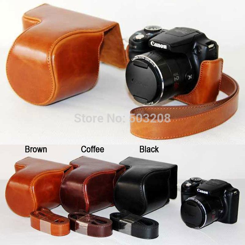 Чехол cameracase для canon powershot g16/g15 черный