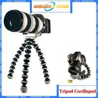 Portable Octopus Leg Flexible Tripod Gorillapod For Digital Camera ZOOM DSLR #L