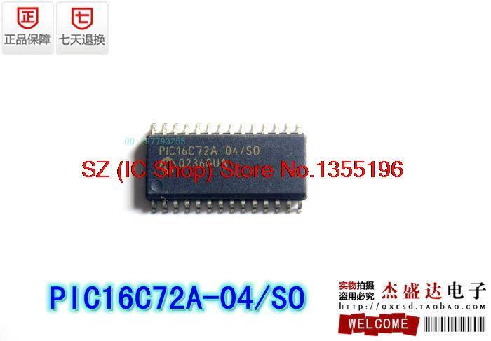 Цена PIC16C72A-04/SO