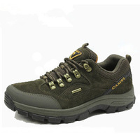 Outdoor walking shoes men off-road  hiking shoes sport  non-slip shoes