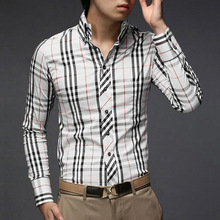 Free shipping 2014 new men's clothing leather patchwork casual jacket male outerwear M-XXL DC35(China (Mainland))