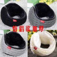 new fashion Screw 2014 winter lovers thermal plush earmuffs folding plush earmuffs ear protection winter