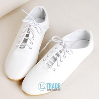 Fashion women shoes solid white color patent PU shoes women flats new 2014 sapatilhas femininos ballet princess shoes for casual