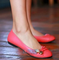Drop Shipping large size 31-47 Hot 2014 new fashion lady female rhinestone shoes for women shoes
