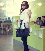 Slim Korean explosion models thick cashmere hooded jacket and long sections sweater wholesale trade of the original single ladie