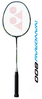 fast delivery 1 piece yonex  racket padel nanoray 800 racquet  badminton racket  raquete JP version with T joint NR-800
