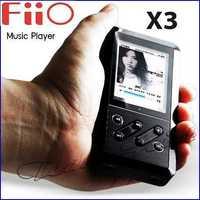 Brand NEW FiiO X3 Losseless 192K/24Bit Audiophile Digital HIFI Music Player Firmware3.0 high Resolution APE/FLAC/ALAC/WMA/WA/DSD