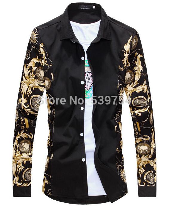 2014 Hot Sale New Men Shirt Casual Slim Fit Stylish Mens Dress Shirts Men Fashion Shirts Size:M~XXL Free Shipping D11(China (Mainland))