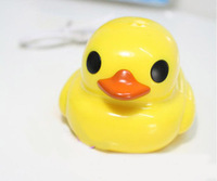 Rubber Duck 5600mAh Power Bank  Portable Charger cutely cartoon Pocket Rechargeable External Battery Pack WIth Retail box