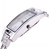 Upstart Watch& Hot Women Fashion Business Watches Stainless Steel Belt Women Bracelet Watches