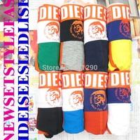 Wholesale 10pcs/lot Brands Mens Boxer Shorts Men Boxers Mens Underwear